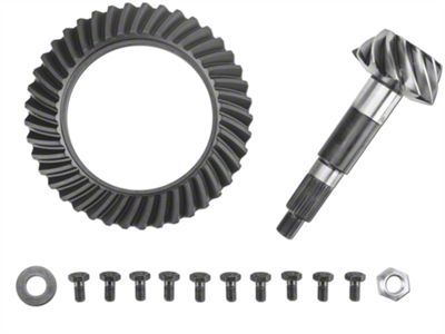 Dana Spicer Dana 44 Front Ring Gear and Pinion Kit - 3.73 Gears (01-03 Jeep Wrangler TJ)