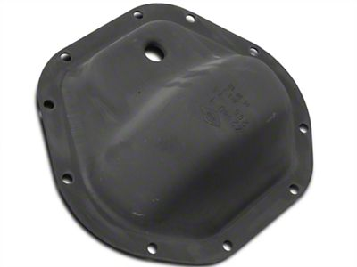 Dana Spicer OE Steel Differential Cover for Dana 44 - Rear (87-95 Jeep Wrangler YJ)