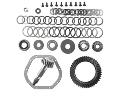 Dana Spicer Dana 44 Rear Ring Gear and Pinion Kit - 3.54 Gears (88-95 Jeep Wrangler YJ)