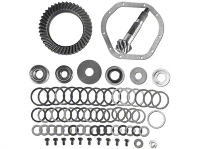 Dana Spicer Dana 44 Rear Ring Gear and Pinion Kit - 5.38 Gears (87-95 Jeep Wrangler YJ)