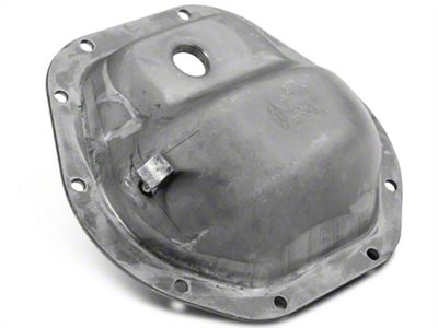 Dana Spicer OE Steel Differential Cover for Dana 44 - Rear (94-18 Jeep Wrangler YJ, TJ, & JK)