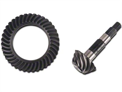 Dana Spicer Dana 35 Rear Ring Gear and Pinion Kit - 3.55 Gears (94-00 Jeep Wrangler YJ & TJ)