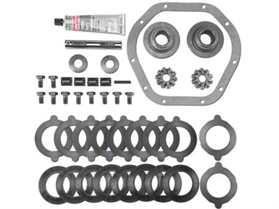Dana Spicer Differential Rebuild Kit - Dana 44 Rear (97-06 Jeep Wrangler TJ)