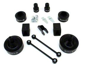 Teraflex 2.5 in. Performance Budget Boost Kit w/o Shocks or Adapters (07-18 Jeep Wrangler JK)