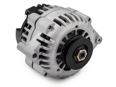 PA Performance High Output Alternator - 120A (87-90 2.5L or 4.2L Jeep Wrangler YJ)