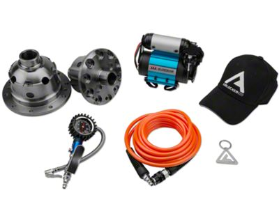 ARB Dana 30F/44R Air Locker Traction Pack (07-18 Jeep Wrangler JK, Excluding Rubicon)