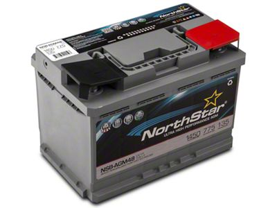 NorthStar Performance Battery (12-18 Jeep Wrangler JK)