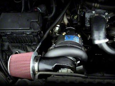RIPP Black Ops Edition Intercooled Supercharger Kit - Stage 2 (07-11 Jeep Wrangler JK)