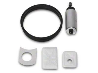 BBK Fuel Pump Kit - 190 LPH (97-04 Jeep Wrangler TJ)