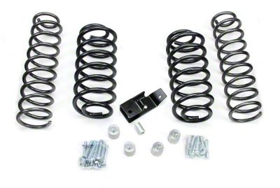 Teraflex 3 in. Lift Kit w/o Shocks (97-06 Jeep Wrangler TJ)