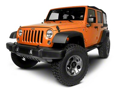 Rugged Ridge Aspen Exterior Restyling Package (07-12 Jeep Wrangler JK)