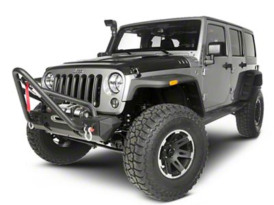Rugged Ridge Summit Exterior Restyling Package (07-12 Jeep Wrangler JK)