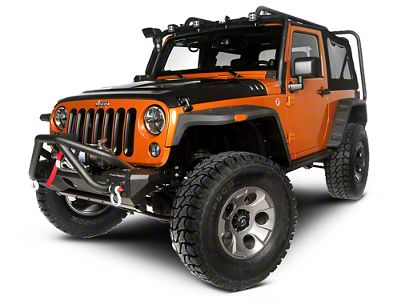 Rugged Ridge Exploration Exterior Restyling Package (07-12 Jeep Wrangler JK 2 Door)