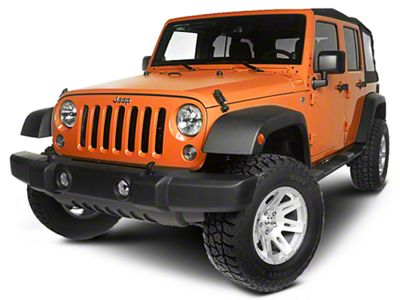 Rugged Ridge Appalachian Exterior Restyling Package (13-18 Jeep Wrangler JK)