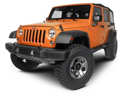 Rugged Ridge Aspen Exterior Restyling Package (13-18 Jeep Wrangler JK)