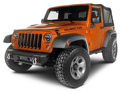 Rugged Ridge Canyon Exterior Restyling Package (13-18 Jeep Wrangler JK)