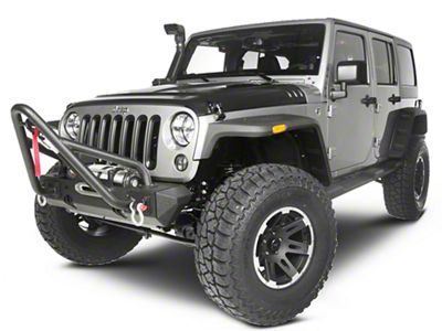 Rugged Ridge Summit Exterior Restyling Package (13-18 Jeep Wrangler JK)