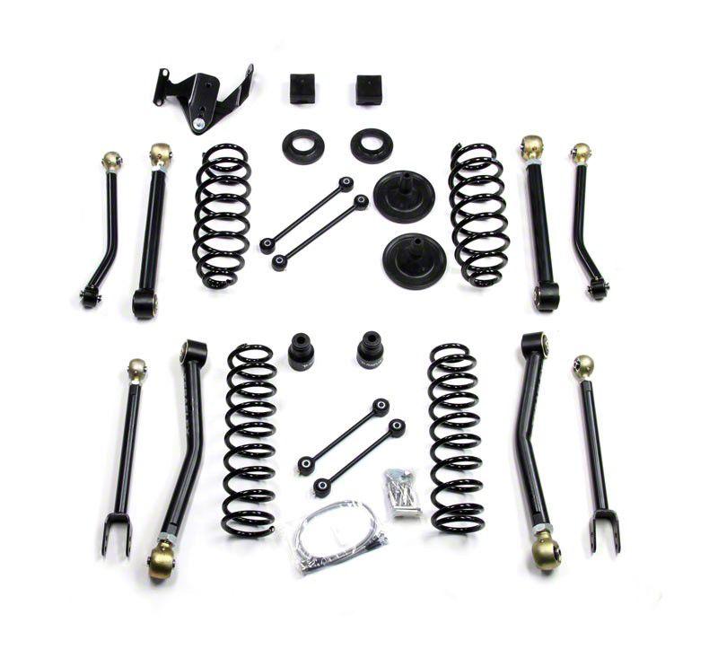 Teraflex 3 in. Suspension System w/o Shocks (07-18 Jeep Wrangler JK)