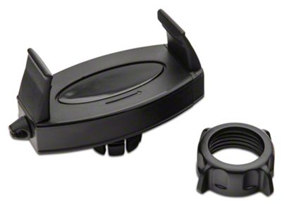 Rugged Ridge Phone Mount for use with Dash Multi-Mount System (87-18 Jeep Wrangler YJ, TJ, JK & JL)