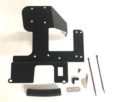 Air Compressor Mount for ARB (07-18 Jeep Wrangler JK)