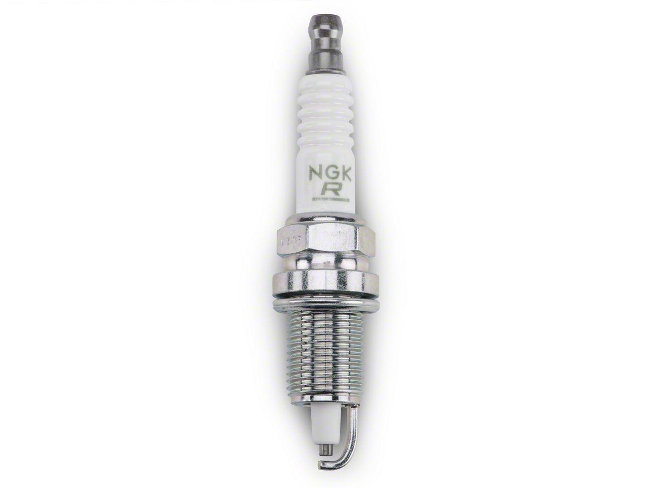 NGK V-Power Spark Plug - 4.0L (99-06 Jeep Wrangler TJ)