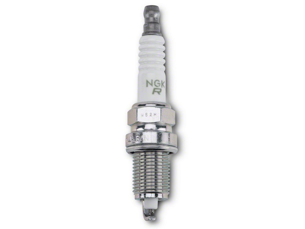 NGK V-Power Spark Plug - 4.2L (87-90 Jeep Wrangler YJ)