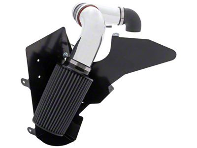 AEM Brute Force Cold Air Intake - Polished (91-95 2.5L Jeep Wrangler YJ)