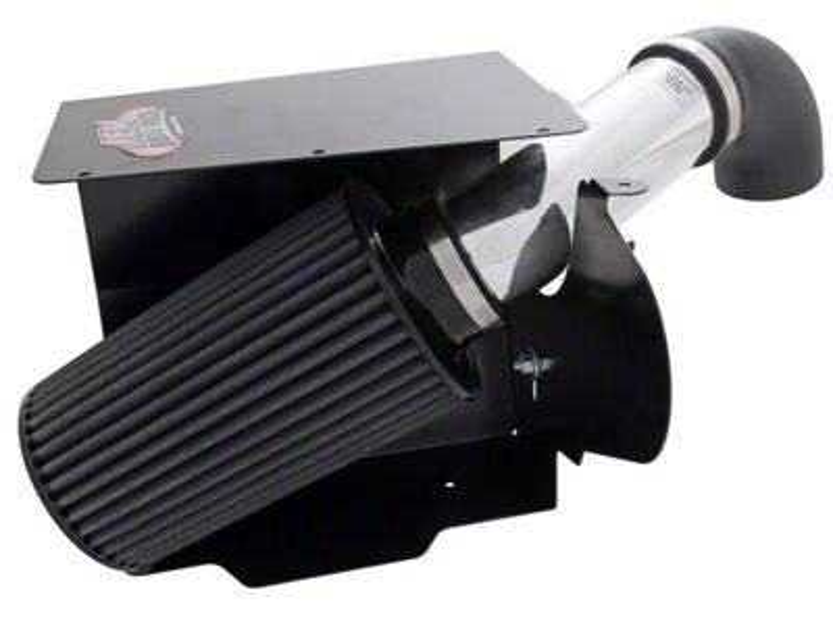 AEM Brute Force Cold Air Intake - Polished (91-95 4.0L Jeep Wrangler YJ)