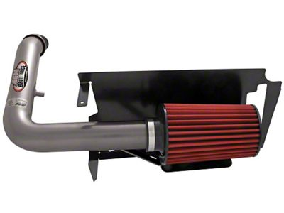AEM Brute Force Cold Air Intake - Gunmetal Gray (04-05 2.4L Jeep Wrangler TJ w/o IAT Sensor)