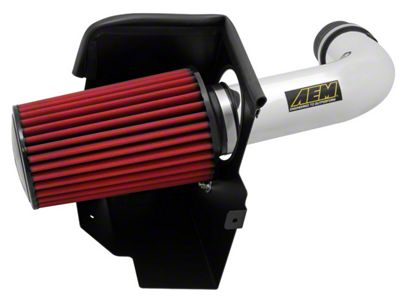 AEM Brute Force Cold Air Intake - Polished (07-11 3.8L Jeep Wrangler JK)