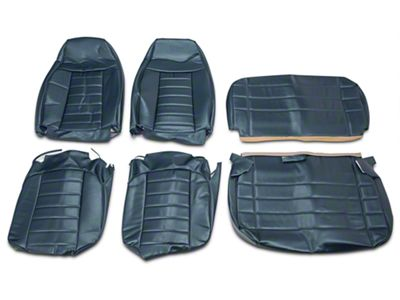 OPR Vinyl Seat Covers - Medium Blue (87-95 Jeep Wrangler YJ)