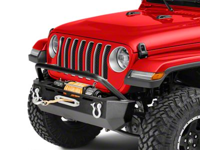 Barricade Extreme HD Stubby Front Bumper (2018 Jeep Wrangler JL)