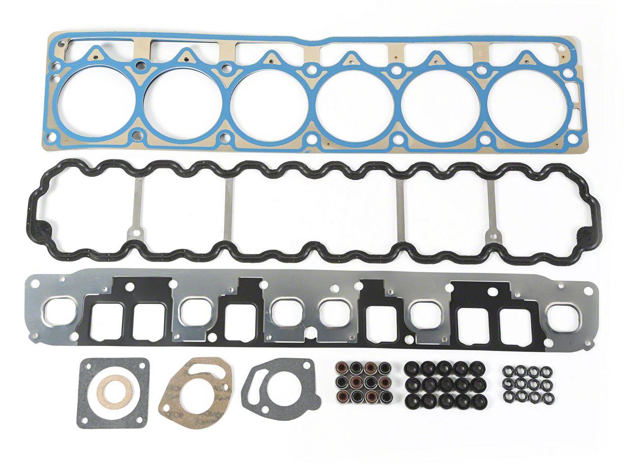 Omix-ADA Upper Engine Gasket Set (00-06 4.0L Jeep Wrangler TJ)