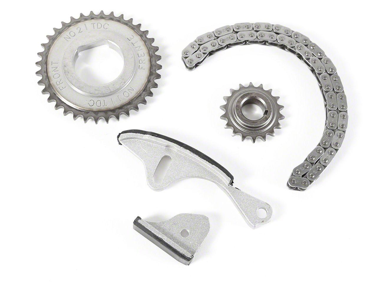 Omix-ADA Timing Belt Kit (03-06 Jeep Wrangler TJ 2.4L)