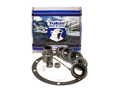Yukon Gear Bearing Install Kit - Rear - Dana 44 (07-18 Jeep Wrangler JK)