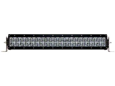 Rigid Industries 20 in. E Series LED Light Bar - Spot Beam