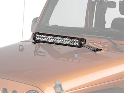 Rigid Industries 20 in. E Series LED Light Bar - Flood/Spot Combo