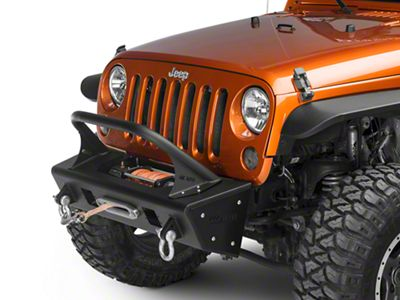Addictive Desert Designs Stealth Fighter Top Hoop for 6 in. Lights (07-18 Jeep Wrangler JK)