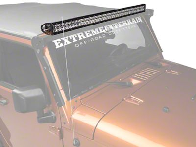 Rigid Industries 40 in. E Series LED Light Bar - Flood/Spot Combo
