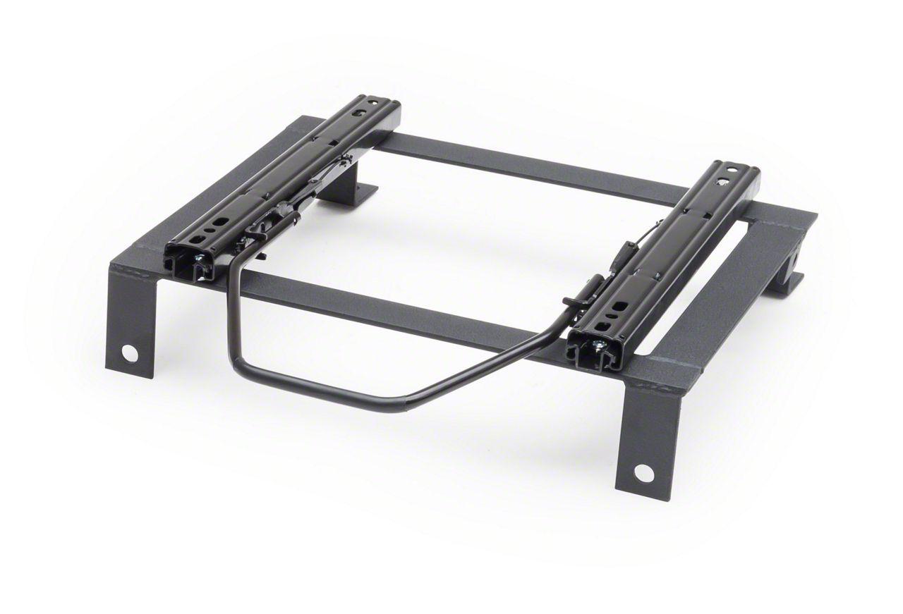 Corbeau Double Locking Seat Bracket - Driver Side (15-18 Jeep Wrangler JK 4 Door)
