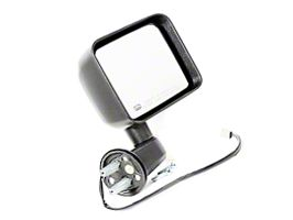 Omix-ADA Right Side Replacement Mirror - Power/Heated (2014 Jeep Wrangler JK)