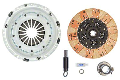 Exedy Off-Road Stage 2 Clutch Kit (97-06 4.0L Jeep Wrangler TJ)