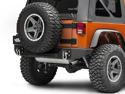 Iron Cross Full Size Rear Bumper (07-18 Jeep Wrangler JK)