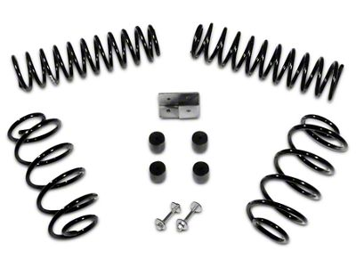SkyJacker 2.5 in. Lift Kit w/o Shocks (97-06 Jeep Wrangler TJ)