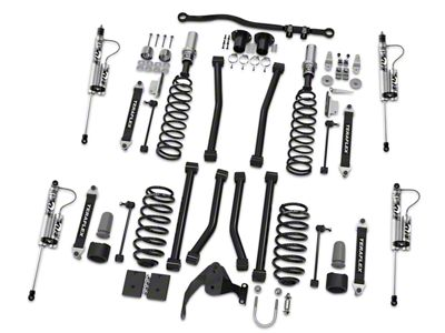 Teraflex 3 in. Sport S/T3 Suspension w/ Fox Shocks (07-18 Jeep Wrangler JK 2 Door)