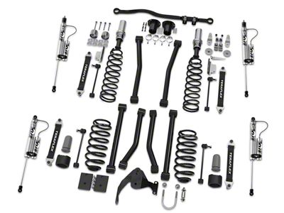 Teraflex 3 in. Sport S/T3 Suspension w/ Fox Shocks (07-18 Jeep Wrangler JK 4 Door)