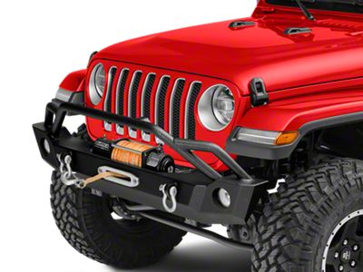 Barricade Extreme HD Front Bumper & Winch Combo (18-19 Jeep Wrangler JL)