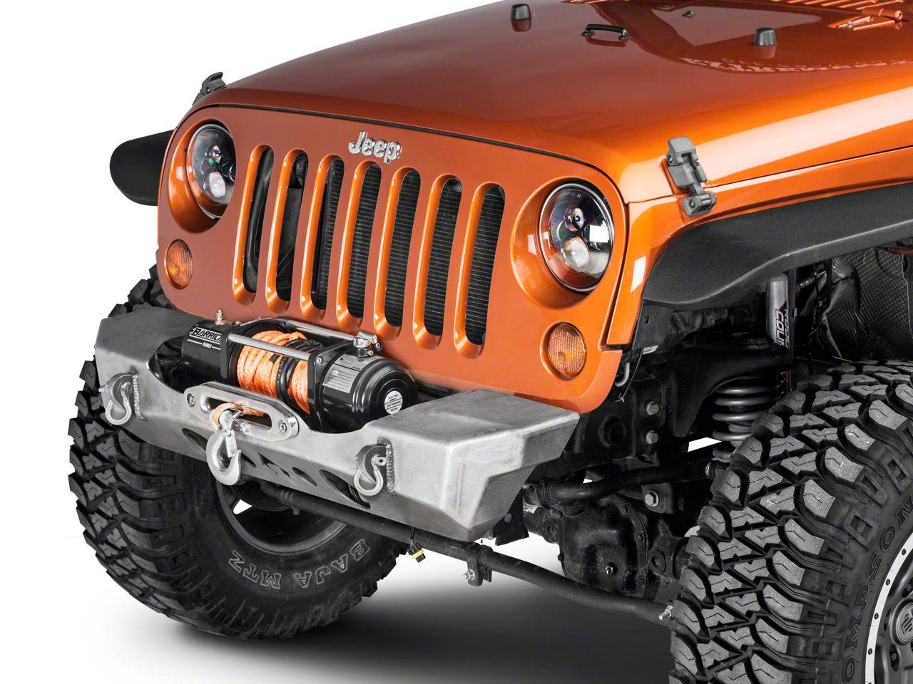 Artec Industries Nighthawk Front Bumper (07-18 Jeep Wrangler JK)