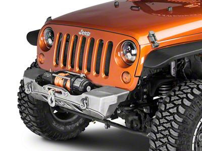 Artec Industries Front Bumper Rock Guard (07-18 Jeep Wrangler JK)