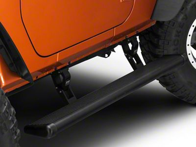 Amp Research PowerStep Running Boards (07-18 Jeep Wrangler JK 2 Door)